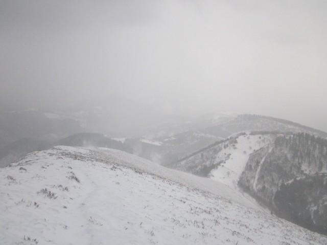 Mirada hacia el Kiputxeta desde el Gallarraga